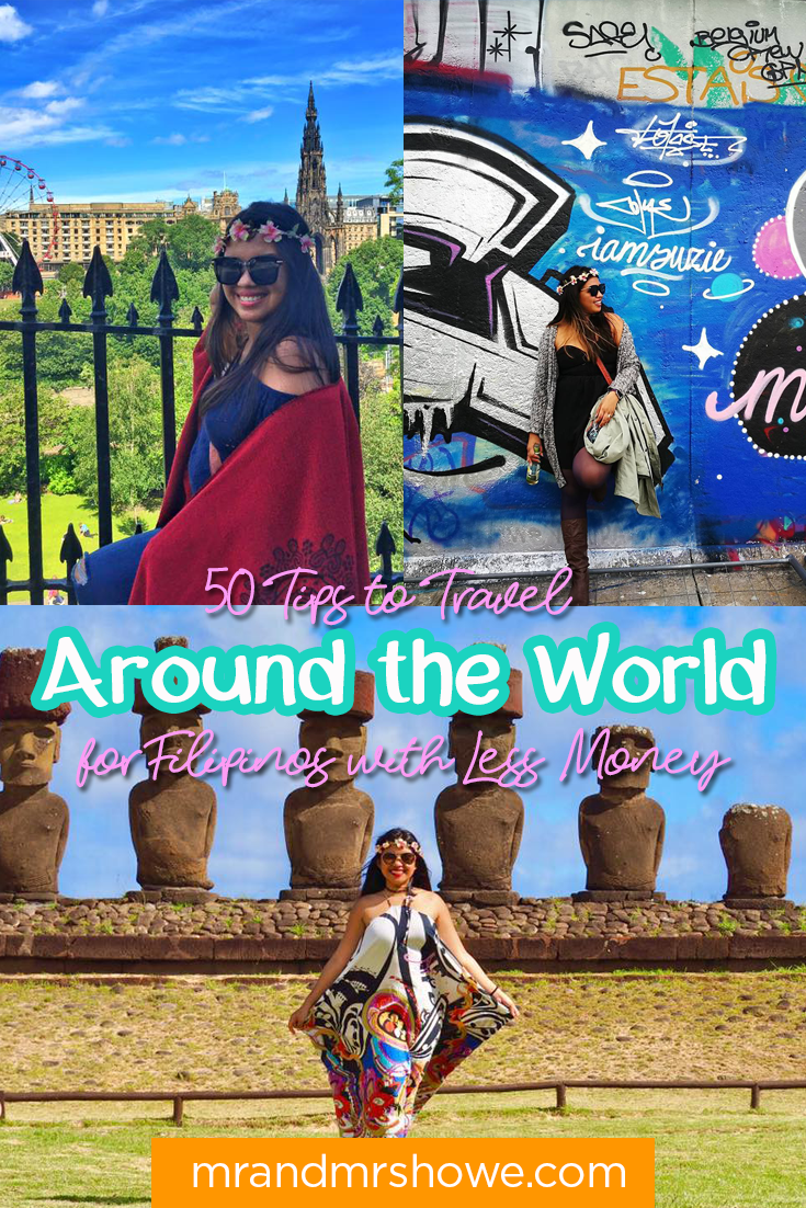 50 Tips to Travel Around the World for Filipinos with Less Money2.png