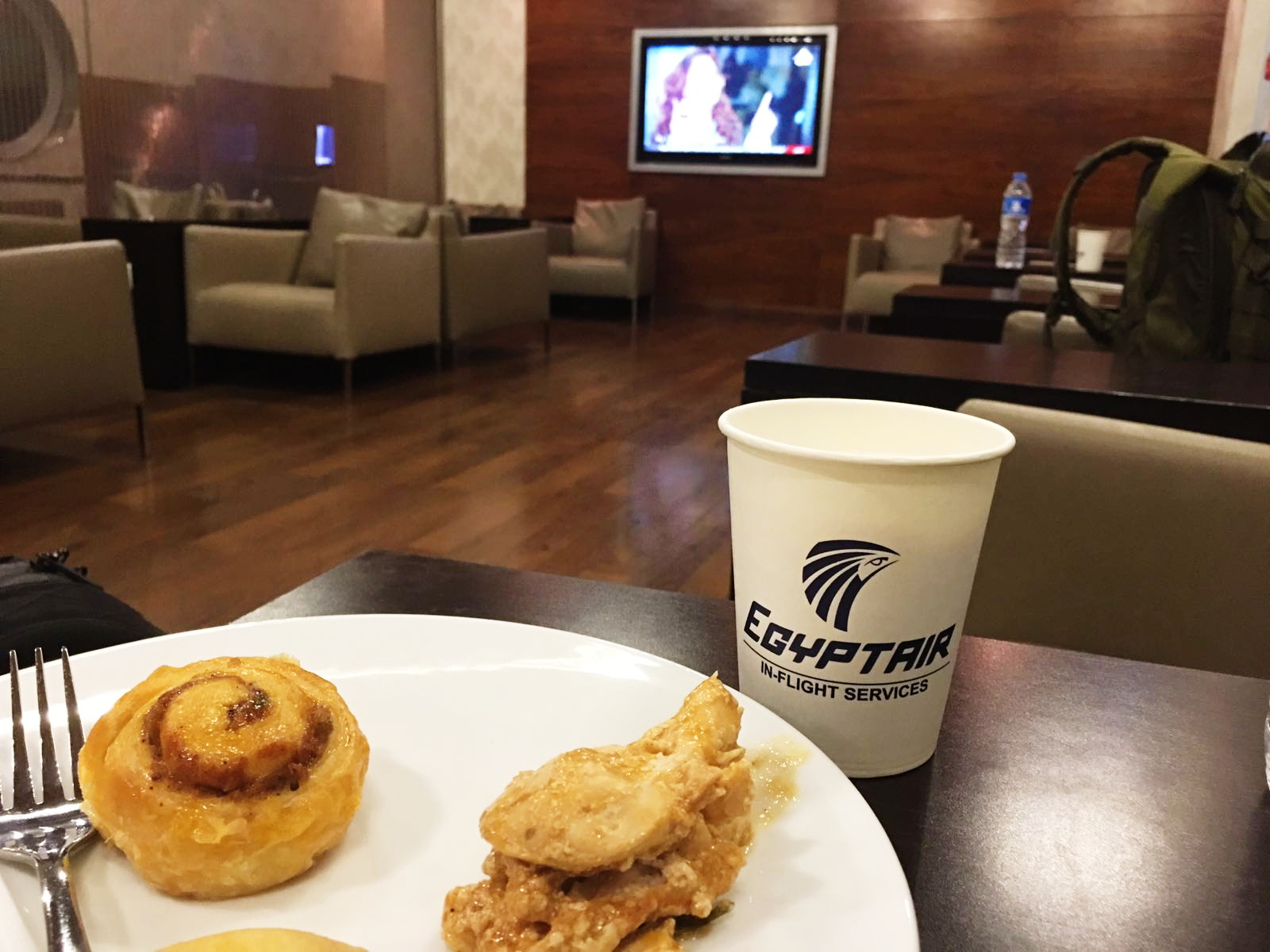 Egypt Air Business Class Flight Experience from Madrid, Spain to Cairo, Egypt and Addis Ababa, Ethiopia