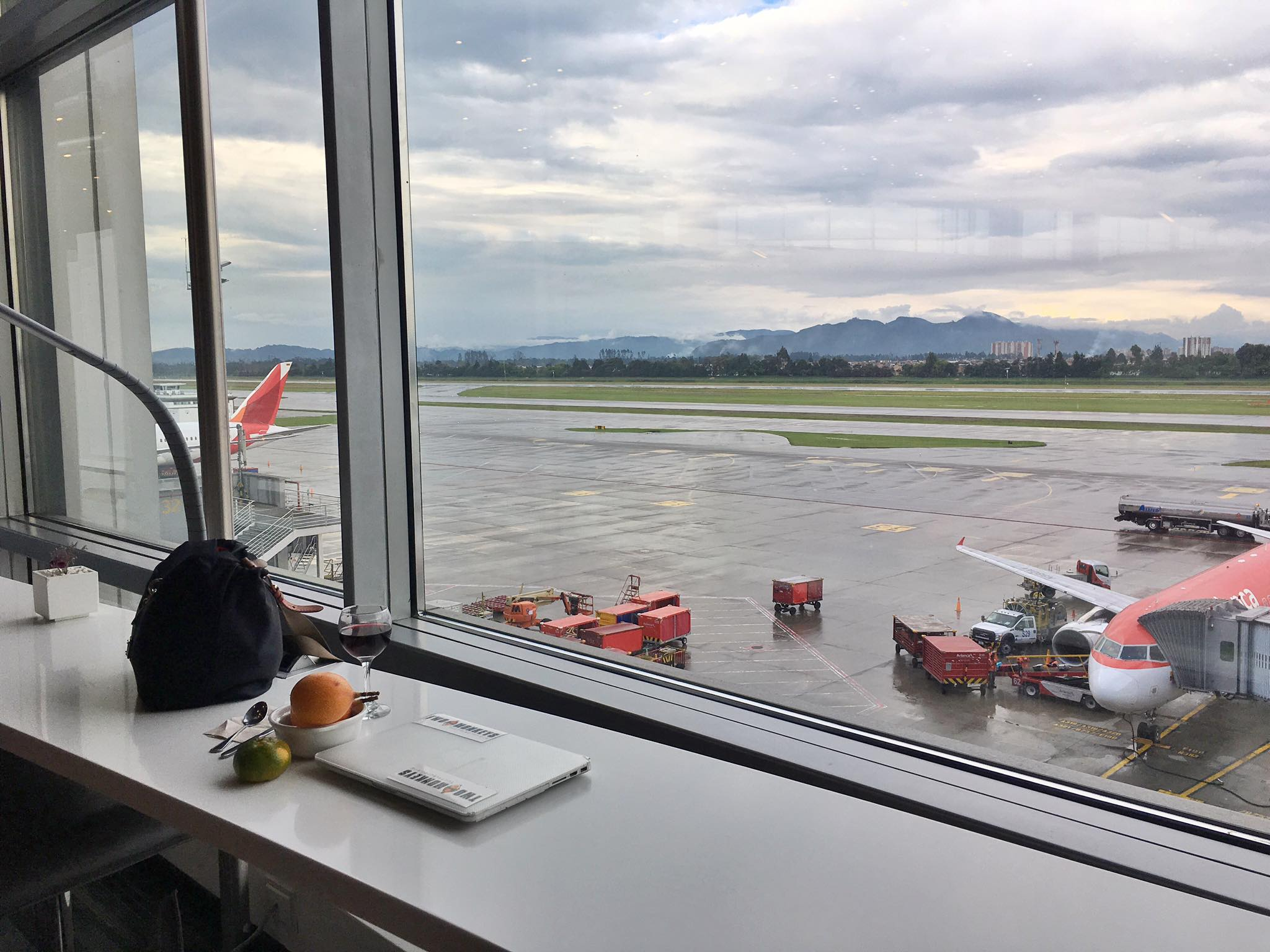 Avianca Airlines Business Class Experience from Bogota to Madrid