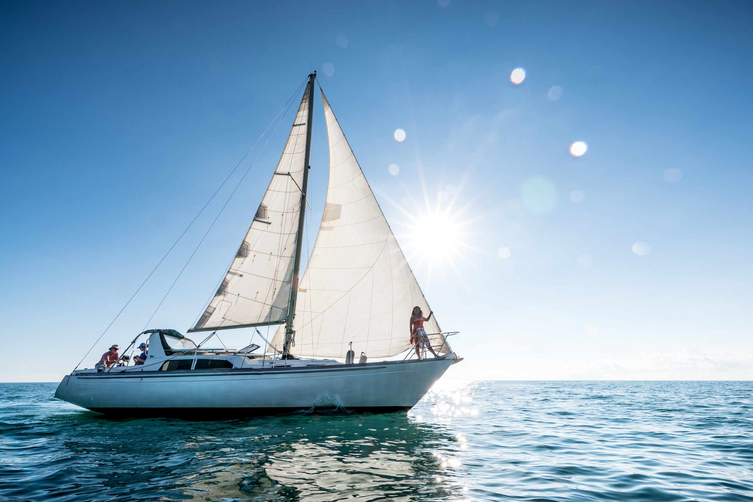 How We Fund our Sailing Life