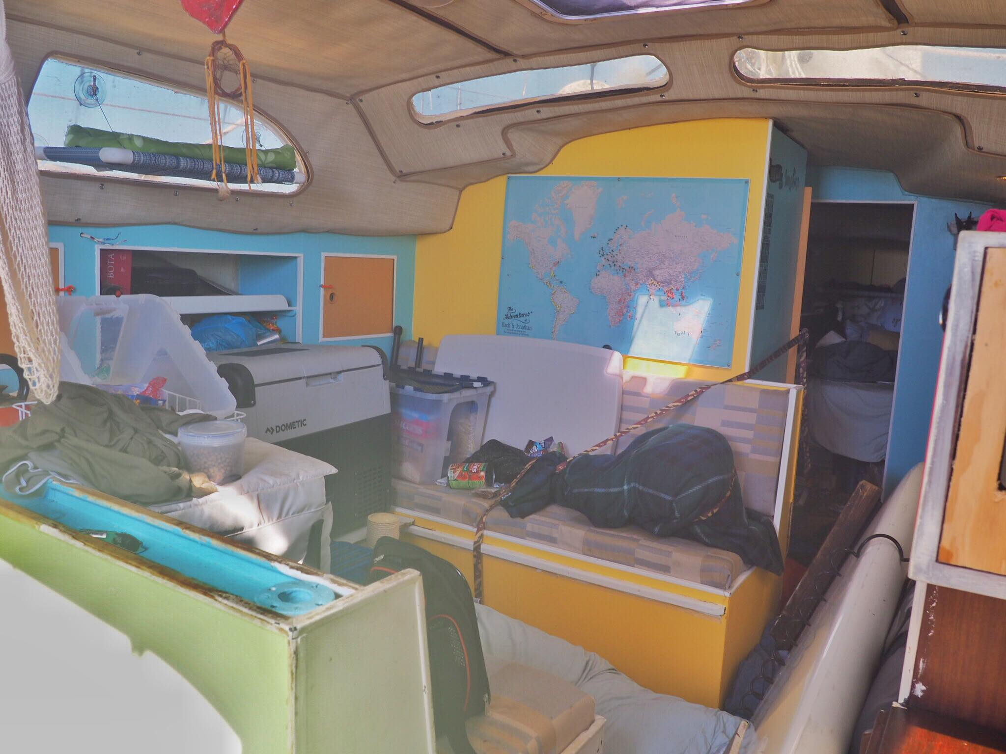 Sailing Life Day 1: Crossing the Gulf Stream from Florida Keys to Bimini, Bahamas (First Mate's Story Version)