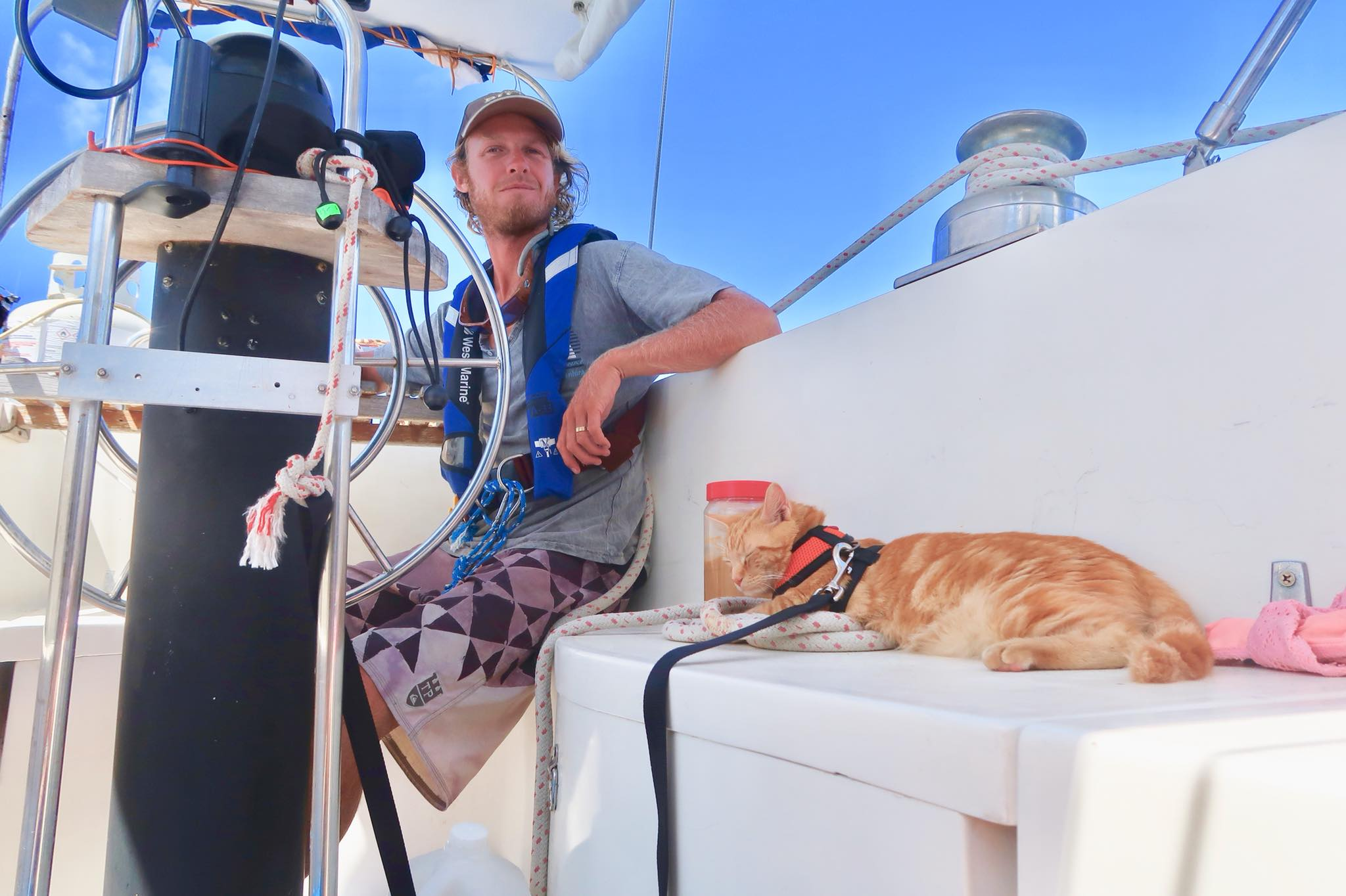 Sailing Life Day 39: Sailing from George Town, Exumas to Calabash Bay, Galliot Cay in Long Island