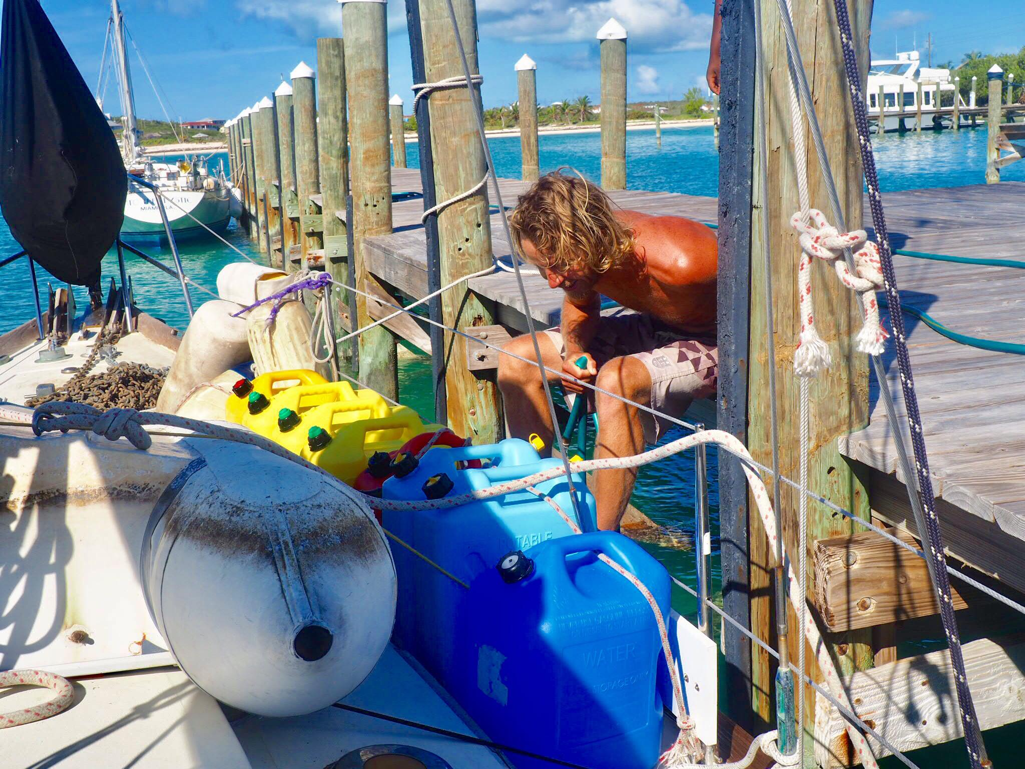 Sailing Life Day 41: Overnight Sailing from Clarence Town, Long Island to Abraham's Bay in Mayaguana, our last stop in The Bahamas!