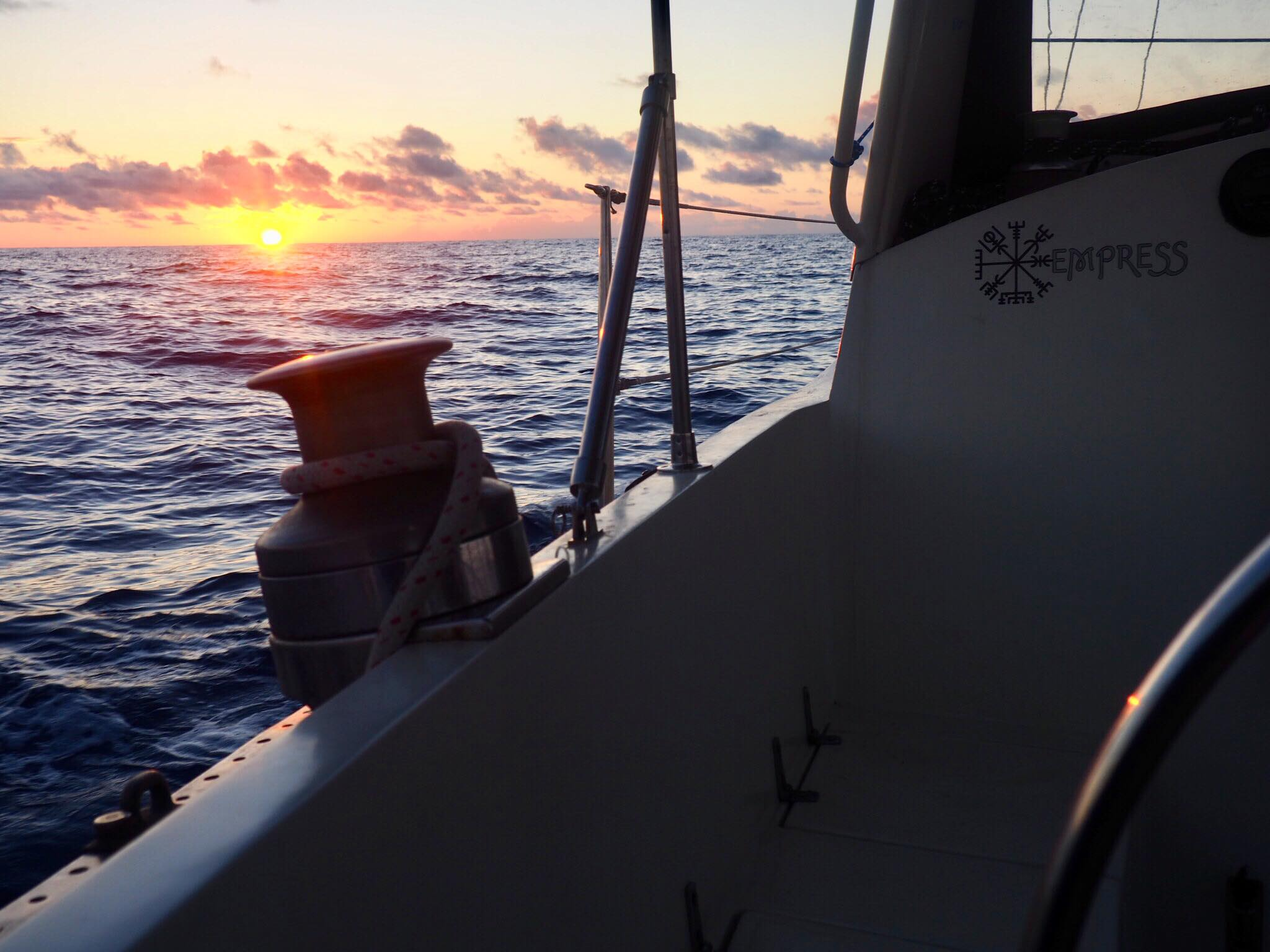 Sailing Life Day 42: Unexpected Plan of Crossing to Dominican Republic after an overnight and non-stop sail to our last Bahamaian Island- Mayaguana.