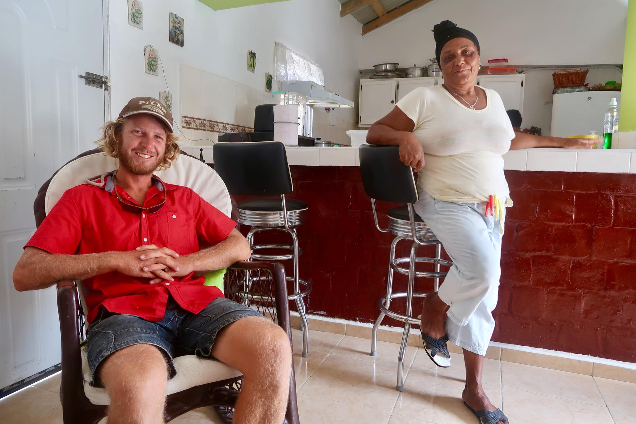Sailing Life Day 49:  Walking around Luperon, Dominican Republic!