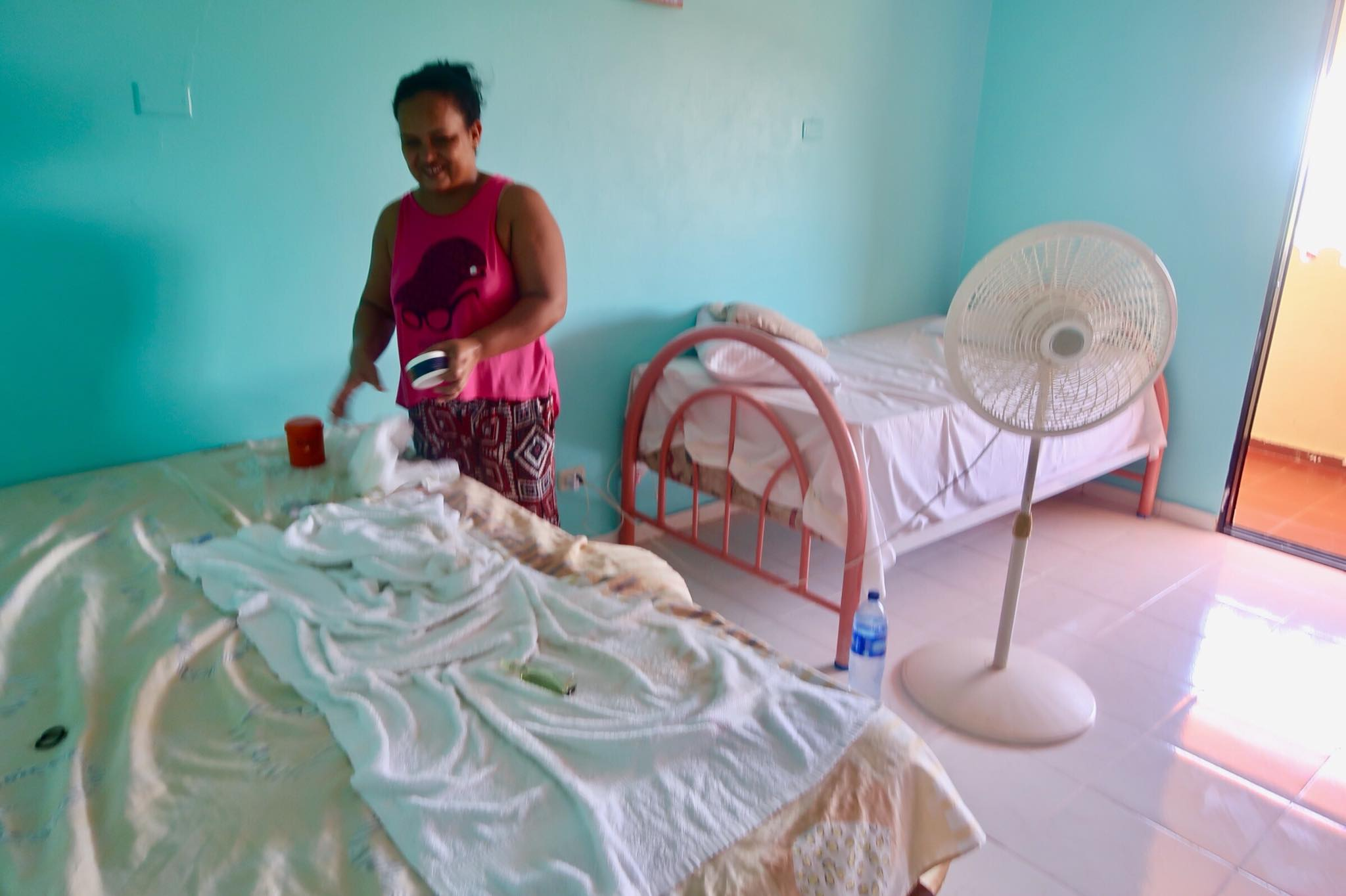 Sailing Life Day 54: Morning Massage and Childhood Flashback