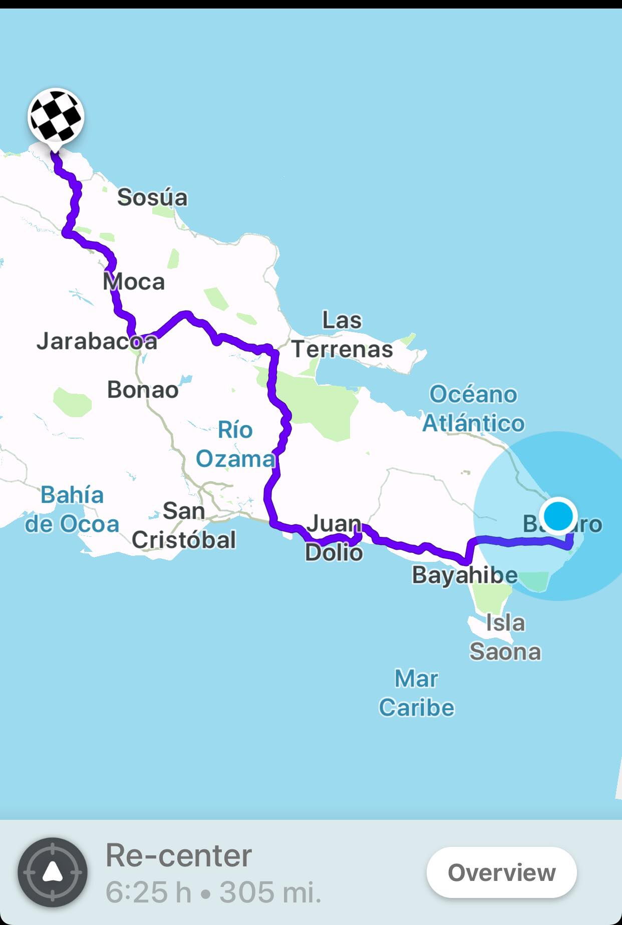 Sailing Life Day 57: Road Trip from Luperon to Punta Cana in Dominican Republic (Distance of 491 kms. in 6 hours time)