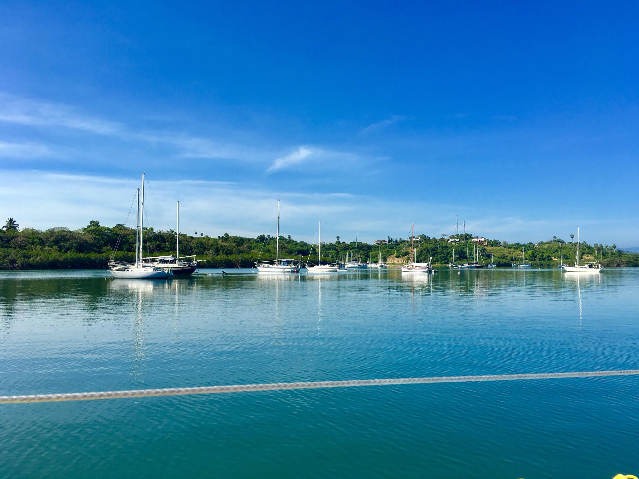 Sailing Life Day 61 & 62: Returning to our Sailboat in Luperon and adopting a new kitten!