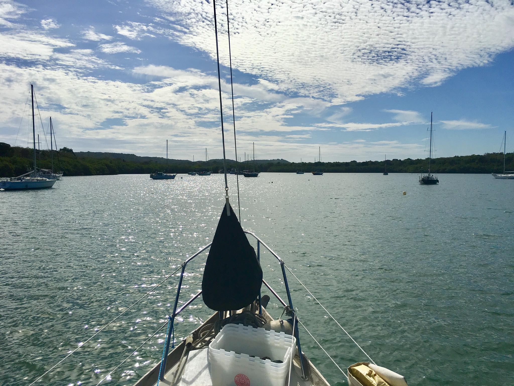 Liveaboard Life Day 89: From Sailing Life to Liveaboard Life in Luperon, Dominican Republic