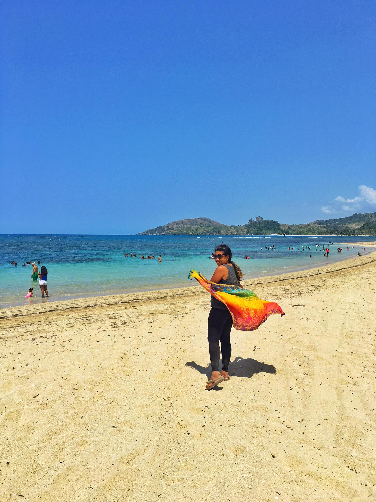 Liveaboard Life Day 114: Sunday Motorbike Trip to Playa Maimon, Puerto Playa