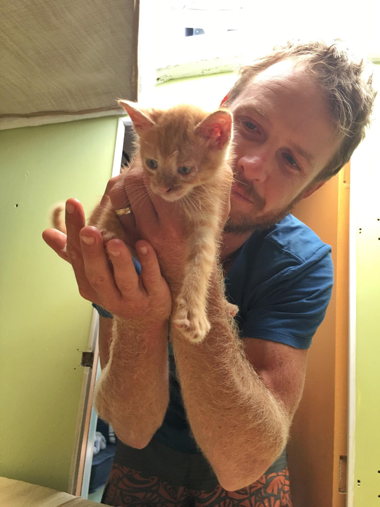 Liveaboard Life Day 138 - 143: Welcoming a new member of our small family!