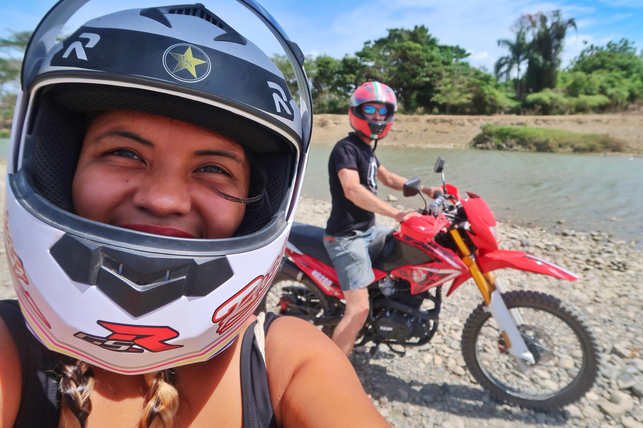 Liveaboard Life Day 156: Back to daily blogging and motorbike trip to La Isabela, Dominican Republic 🏍