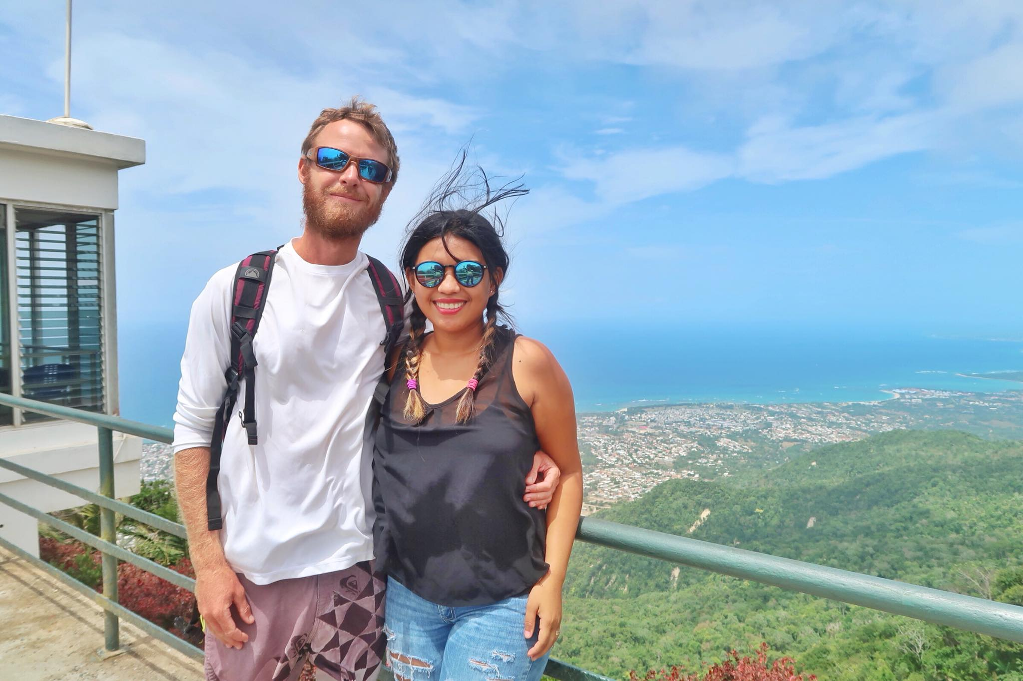 Liveaboard Life Day 158 - 159 : Motorbike Trip + Cable Car Ride and Shopping in Puerto Plata