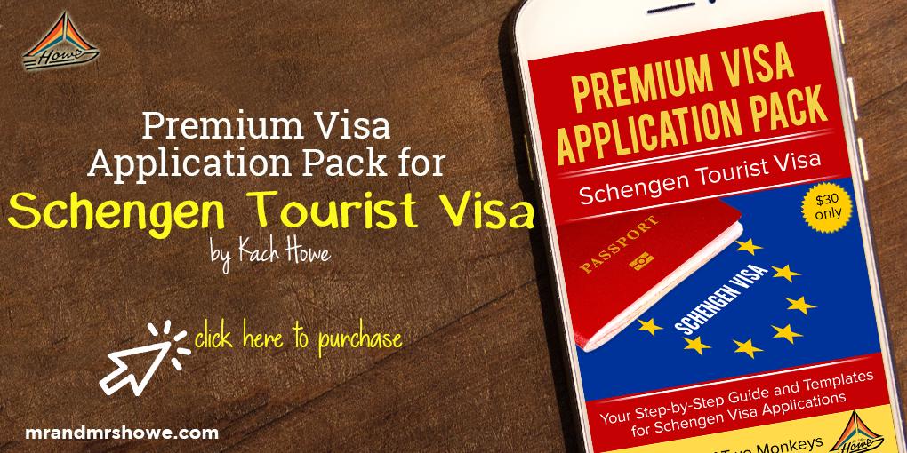 PREMIUM SCHENGEN TOURIST VISA PACK