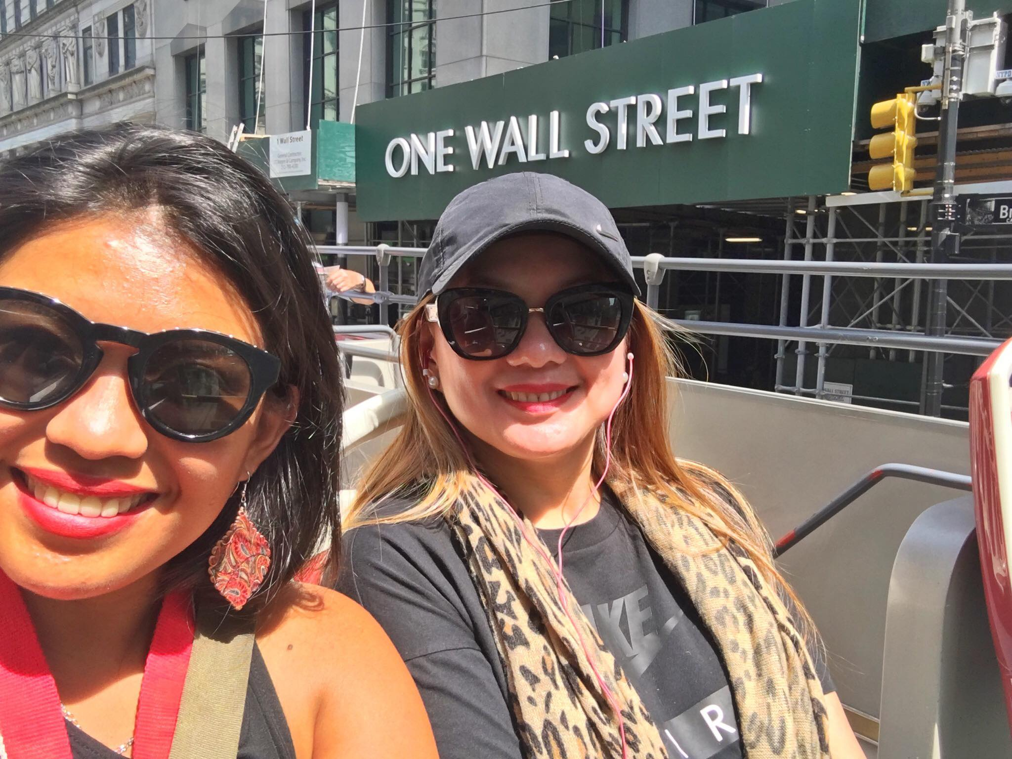 Kach Solo Travels Day 2: Traveling with my Mother in New York, USA 🤗