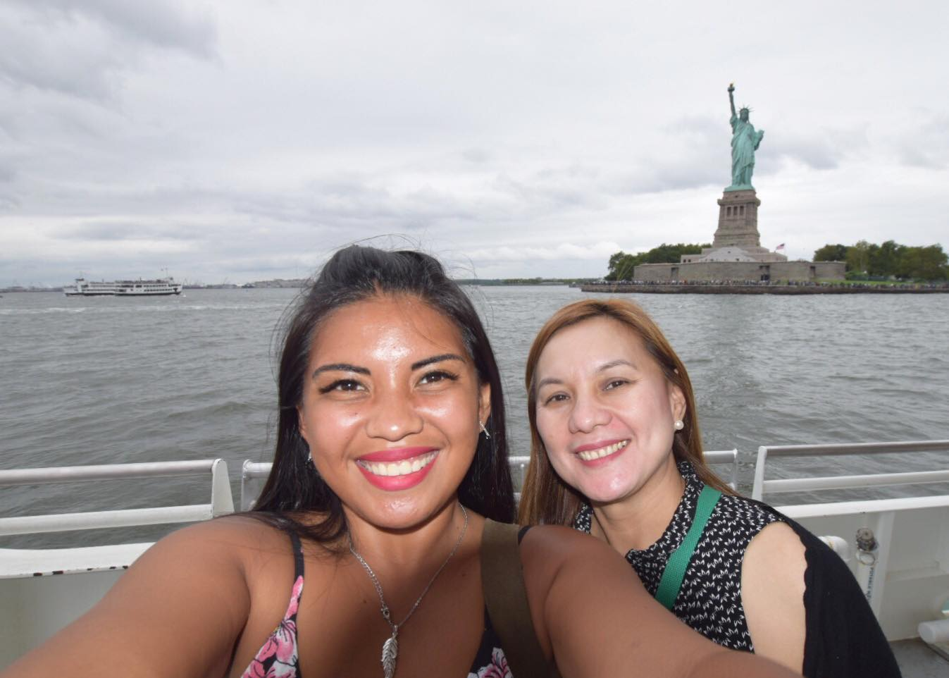 Kach Solo Travels Day 4: Mom's another New York bucketlist is checked ✔️