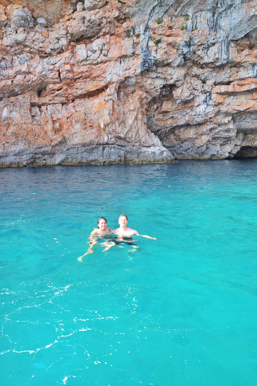 Kach Solo Travels Day 7: Sailing in Bay of Kotor with Ilija and Natasha of Montenegro Outdoors