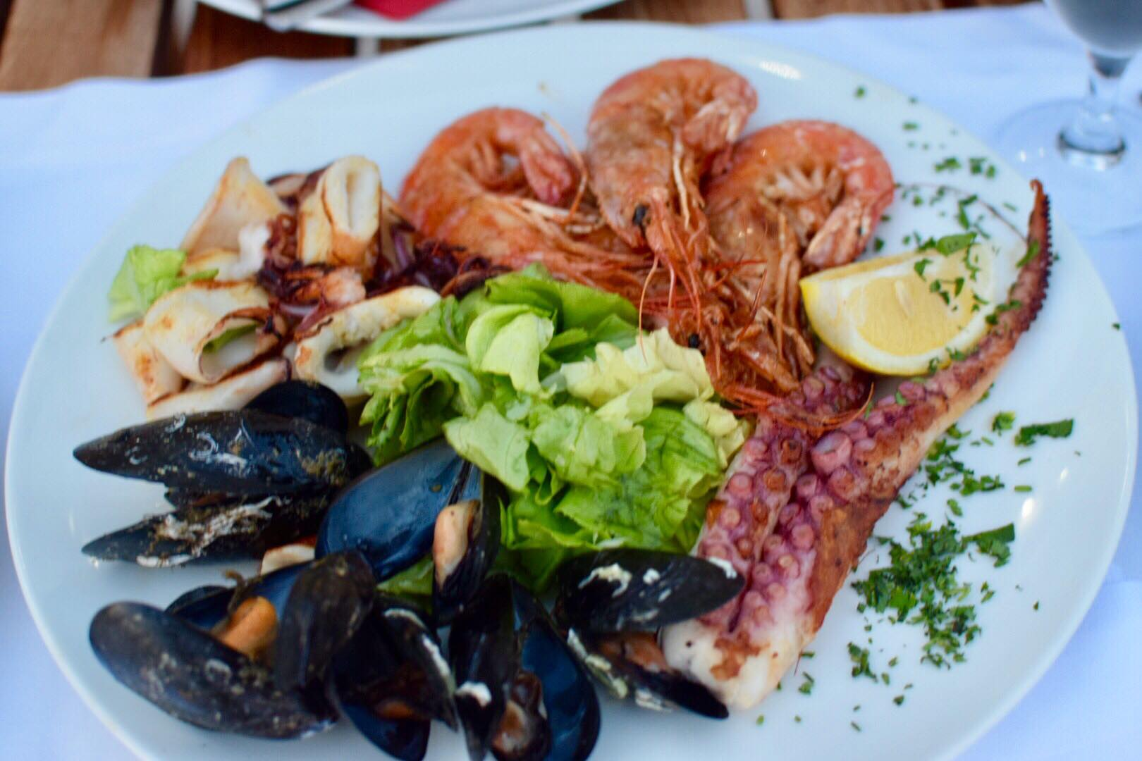 Kach Solo Travels Day 7 to 10 : Food Trip in Montenegro