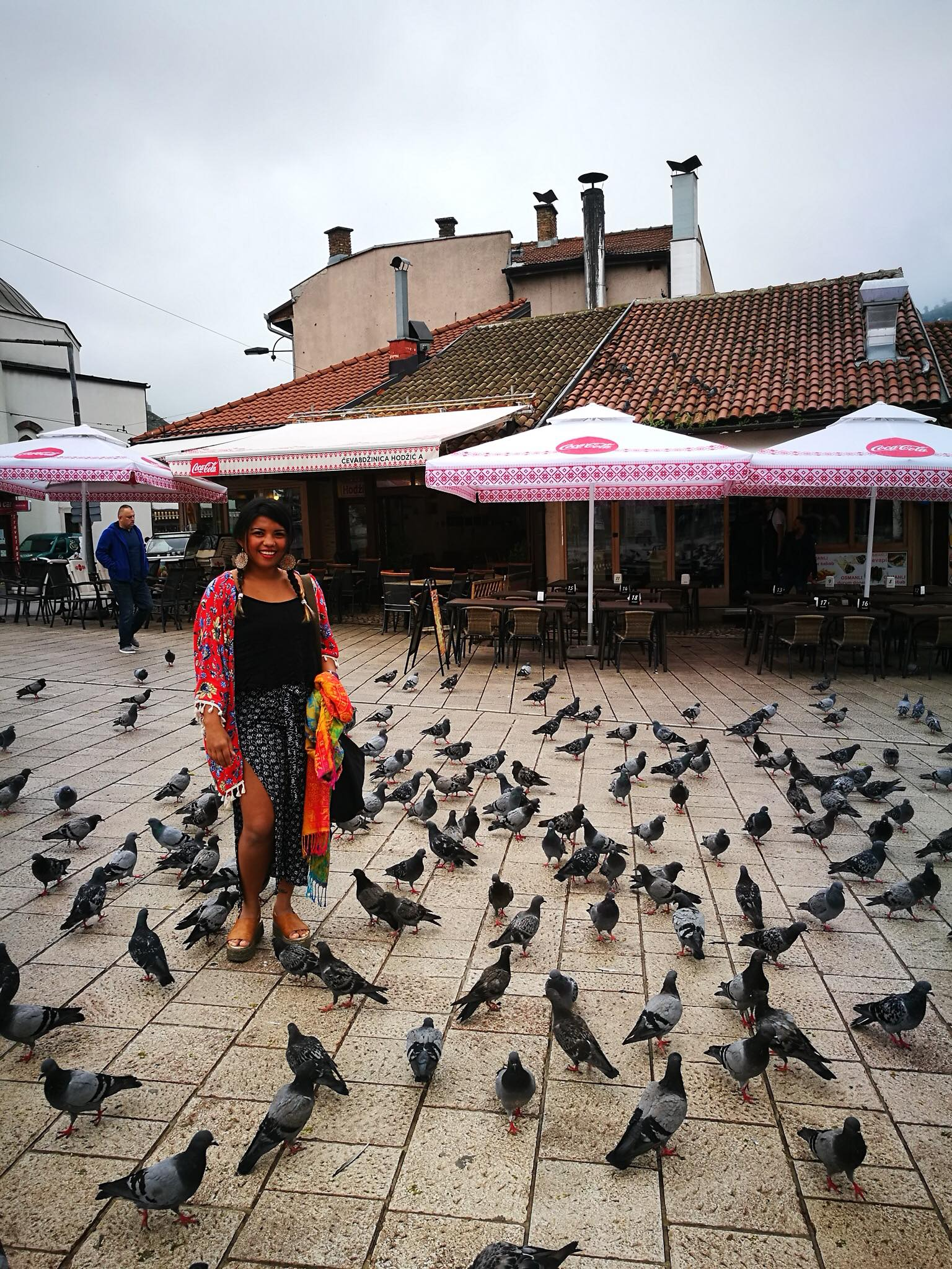 Kach Solo Travels Day 12: Now in Bosnia & Herzegovina, my country #105! ❤️