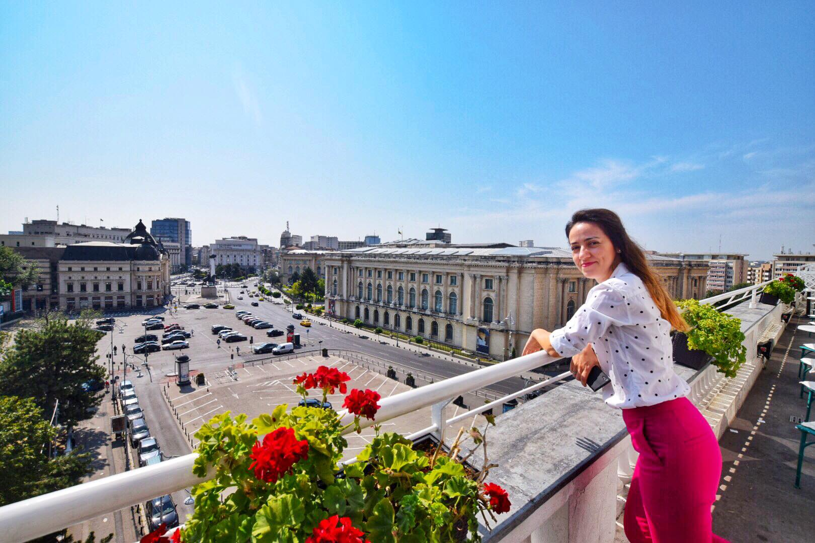 Kach Solo Travels Day 17 to 22: 6 Days in Romania - Why I Extended My Stay in Bucharest!