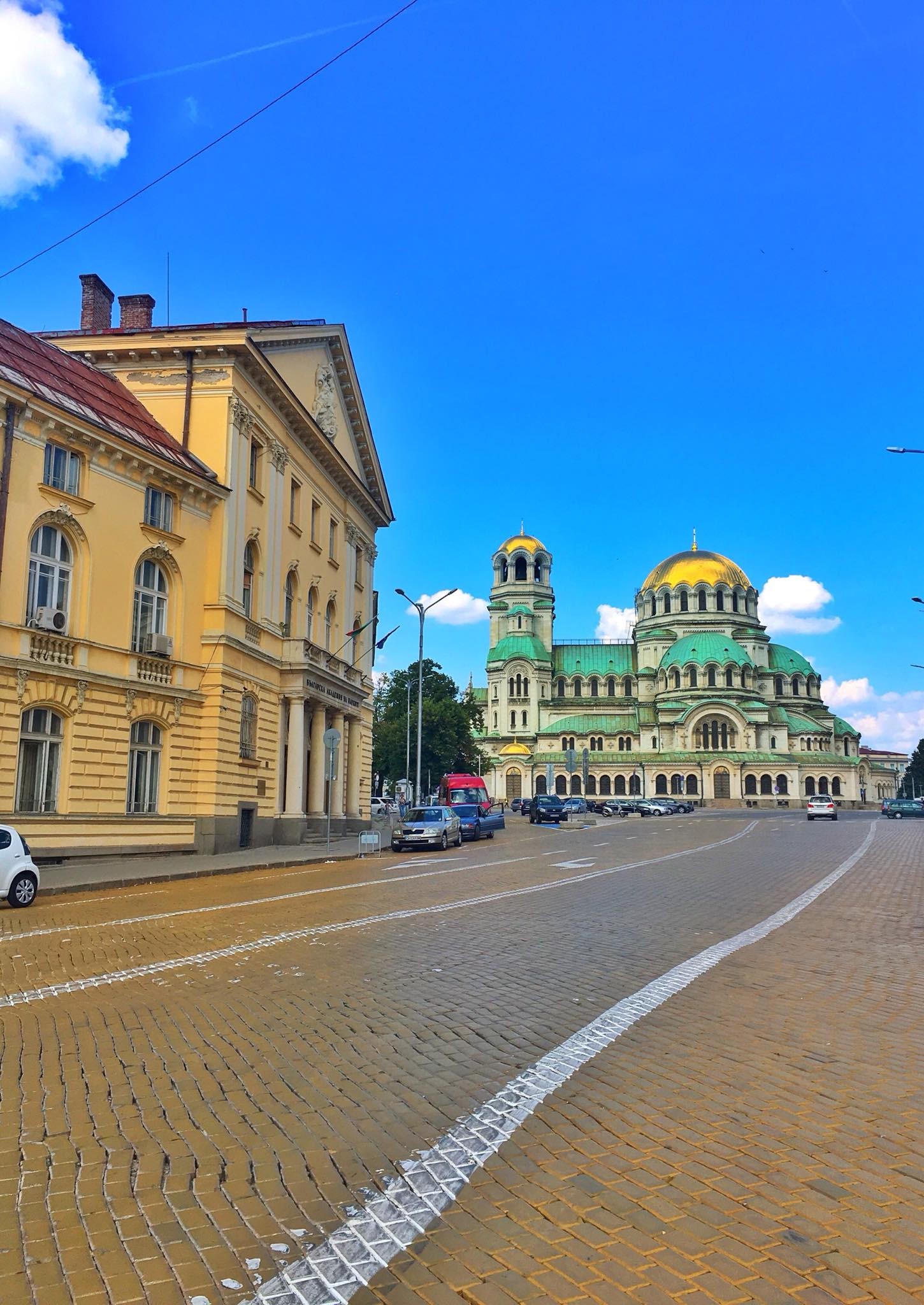 Kach Solo Travels Day 24: Walking Around Sofia, Bulgaria (my country 107th!)