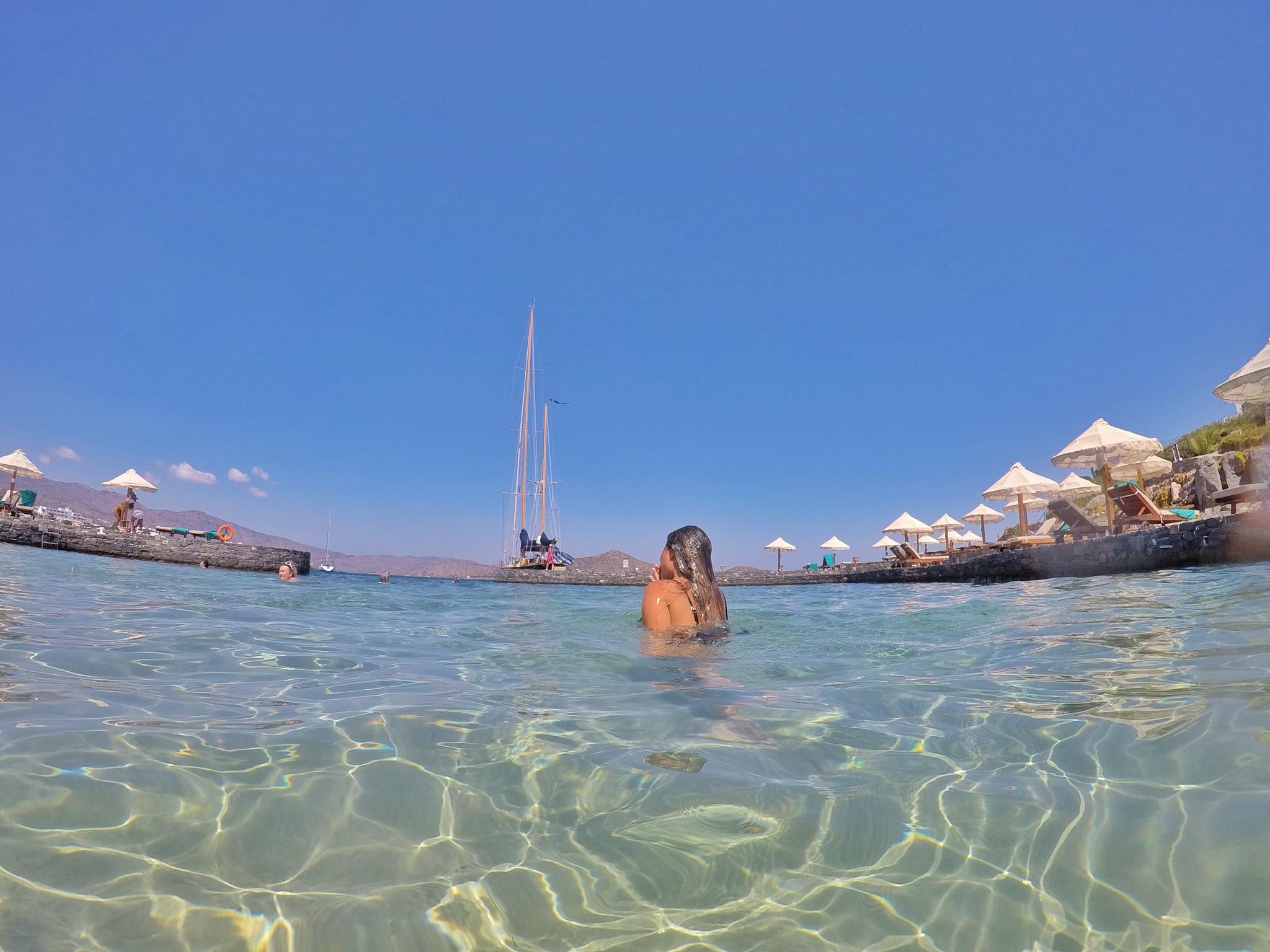 Kach Solo Travels Day 33: Experiencing 5-Star Luxury in Elounda Peninsula