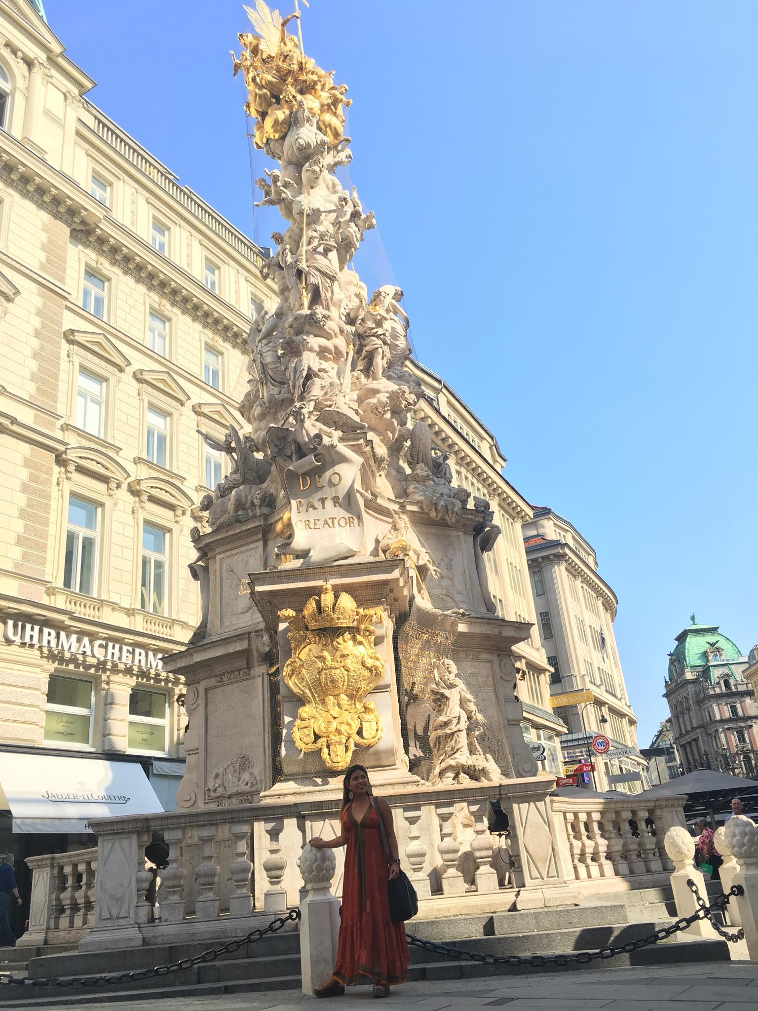 Kach Solo Travels Day 36 - 38: My 3 Days Stopover in Vienna, Austria