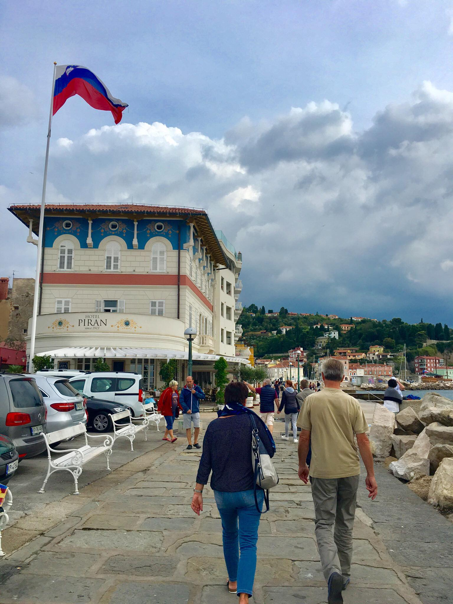 Kach Solo Travels Day 39: Hello from SLOVENIAN ISTRIA!