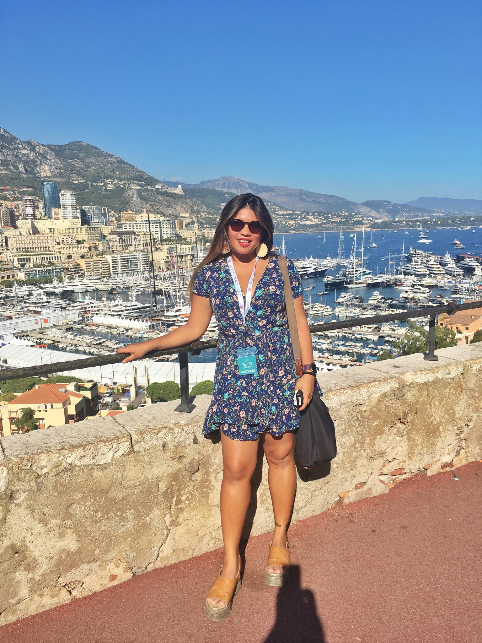 Kach Solo Travels Day 47: Hello from Monaco! ❤️
