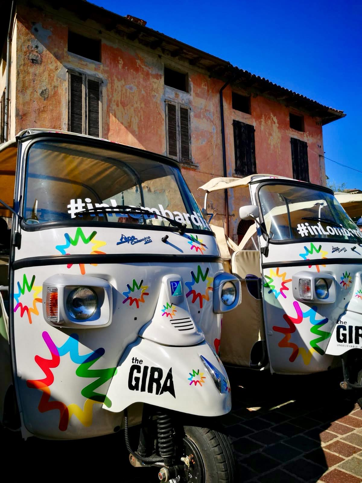 Kach Solo Travels Day 50: Second Day of our Tuktuk Adventure in Lombardy Region, North Italy ❤️