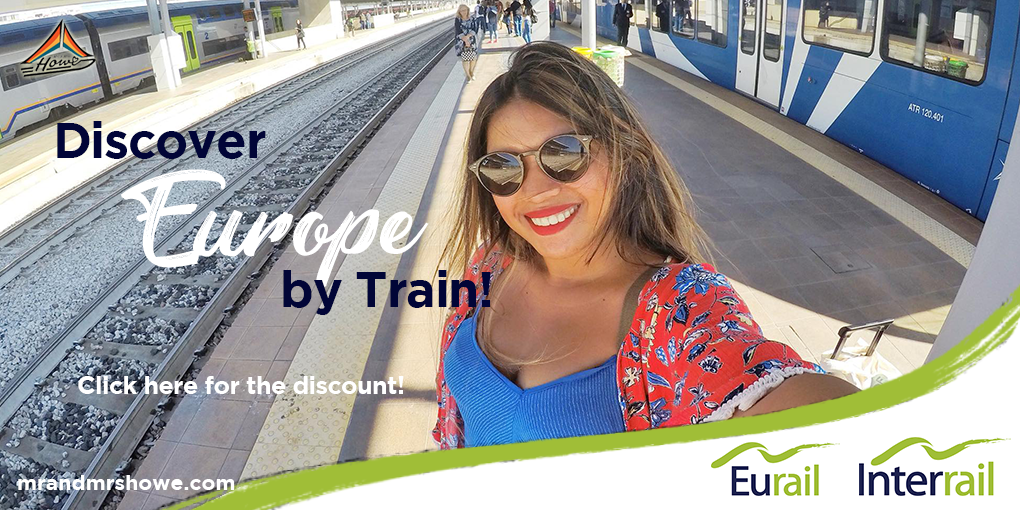Kach Solo Travels Day 45: Overnight Train Journey with my Eurail Pass from Naples, Italy to Menton, France