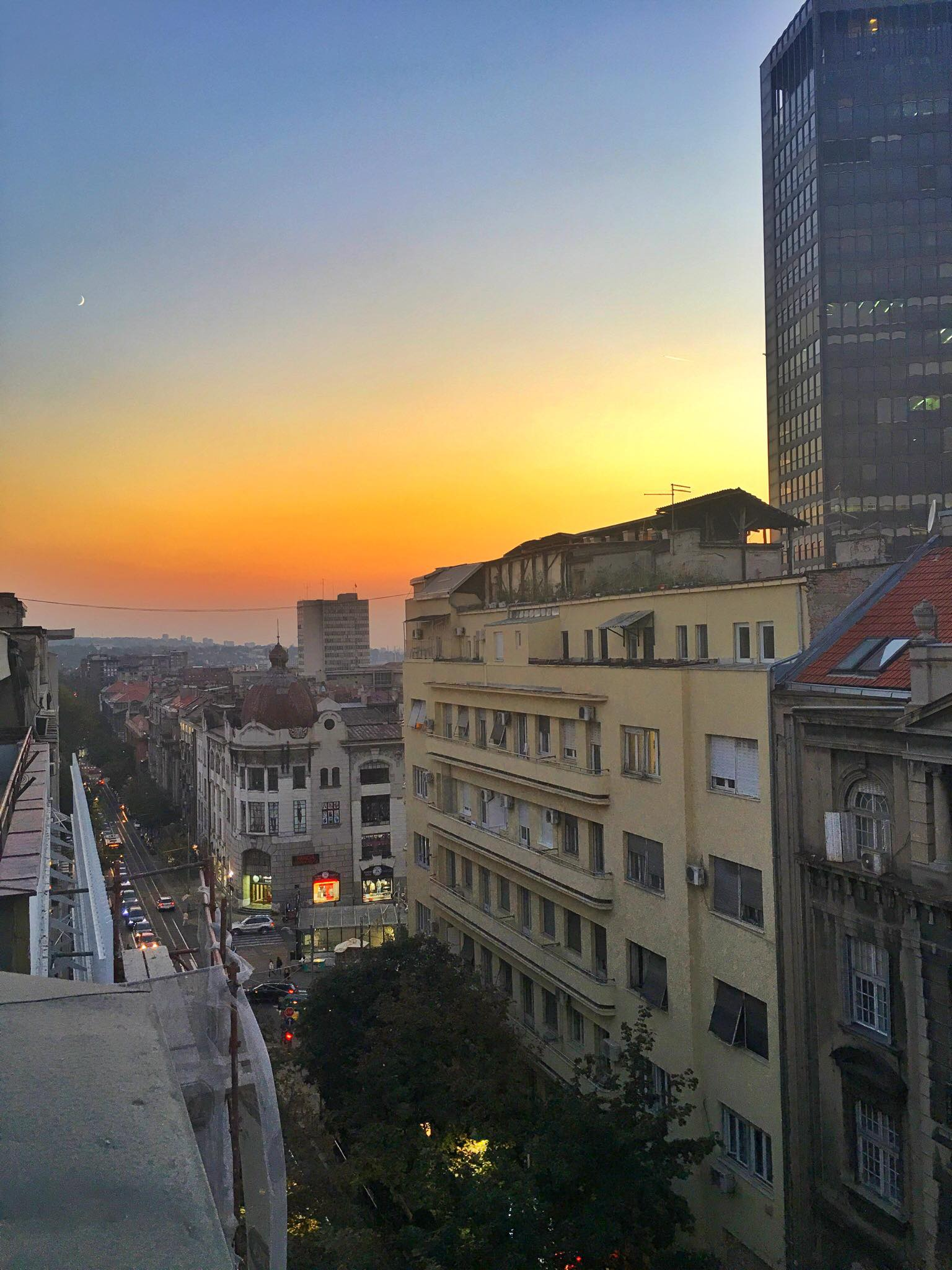 Kach Solo Travels Day 58: Hello from BELGRADE, SERBIA!