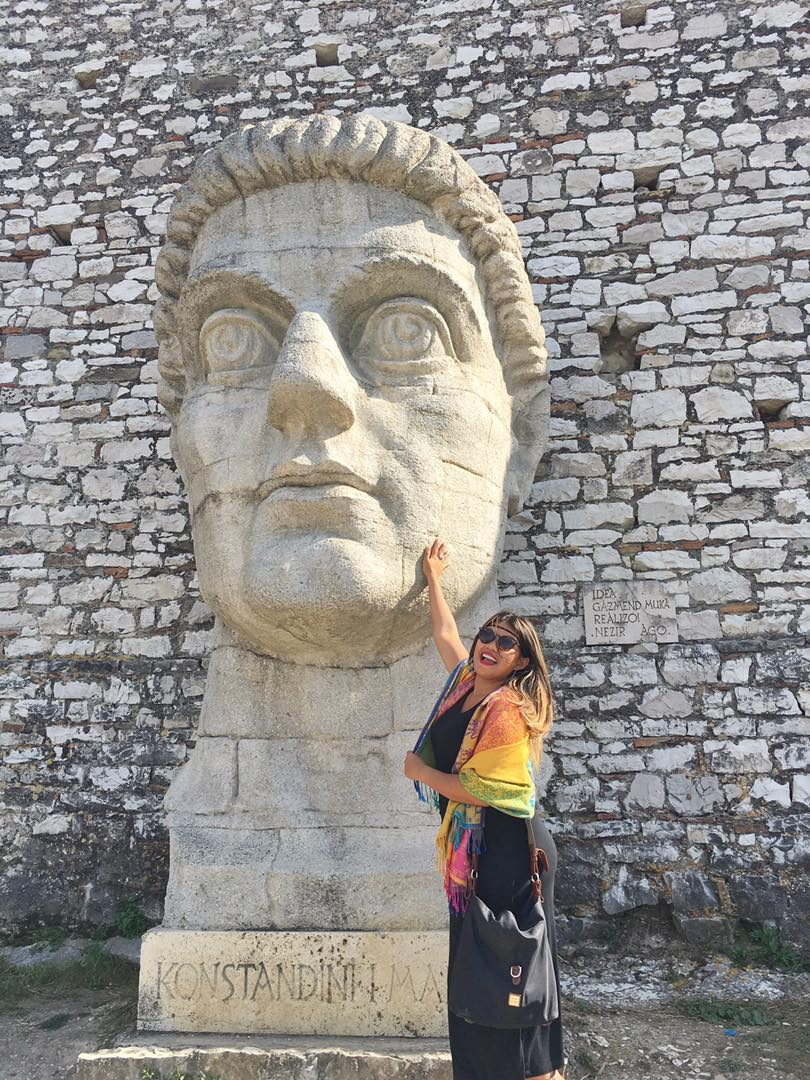 Kach Solo Travels Day 63: My day so far in ALBANIA!