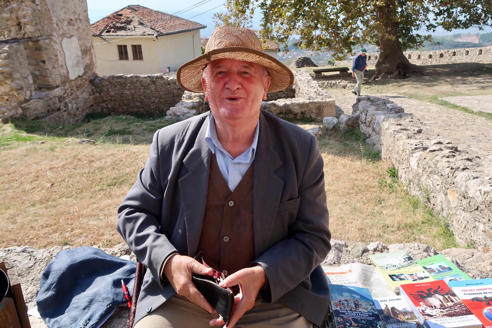 Kach Solo Travels Day 64: Last day in Albania