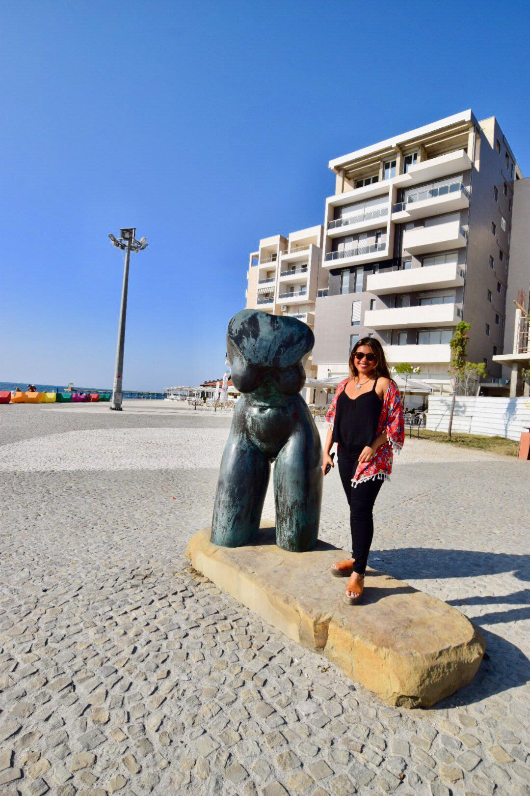 Kach Solo Travels Day 65: Last Day in Albania - exploring Durres with Adriatik Tours!