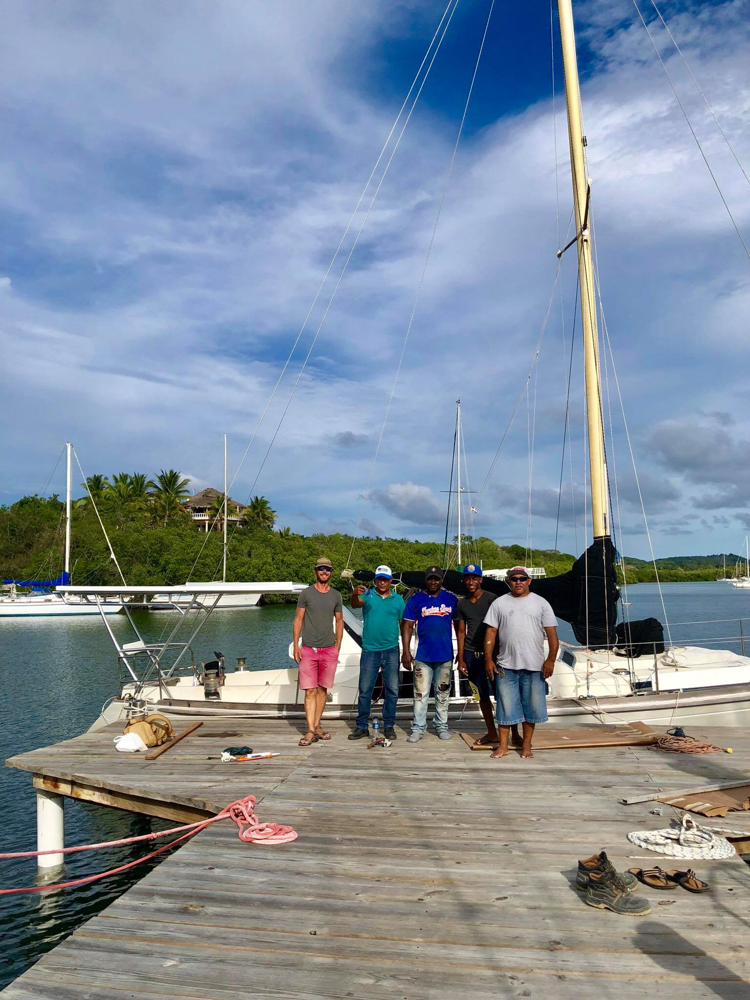 Liveaboard Life Day 250: Hello from Luperon, Dominican Republic!