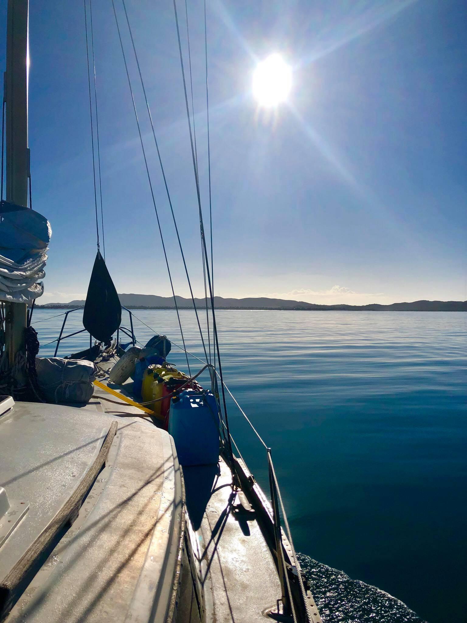 Sailing Life Day 309 Sailing (actually motoring) from Puerto Real to Boqueron, Puerto Rico4.jpg