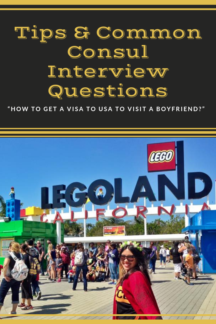 """""""How to Get a Visa to USA to Visit a Boyfriend"""" My Tips & 16 Common Consul Interview Questions on How Best To Answer Them1.png"""