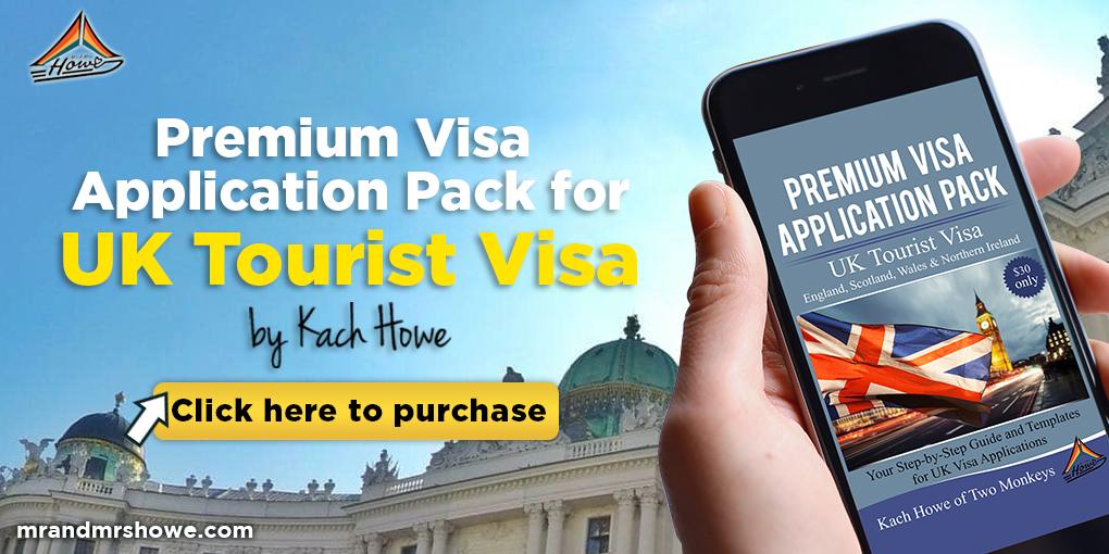 PREMIUM UK TOURIST VISA PACK
