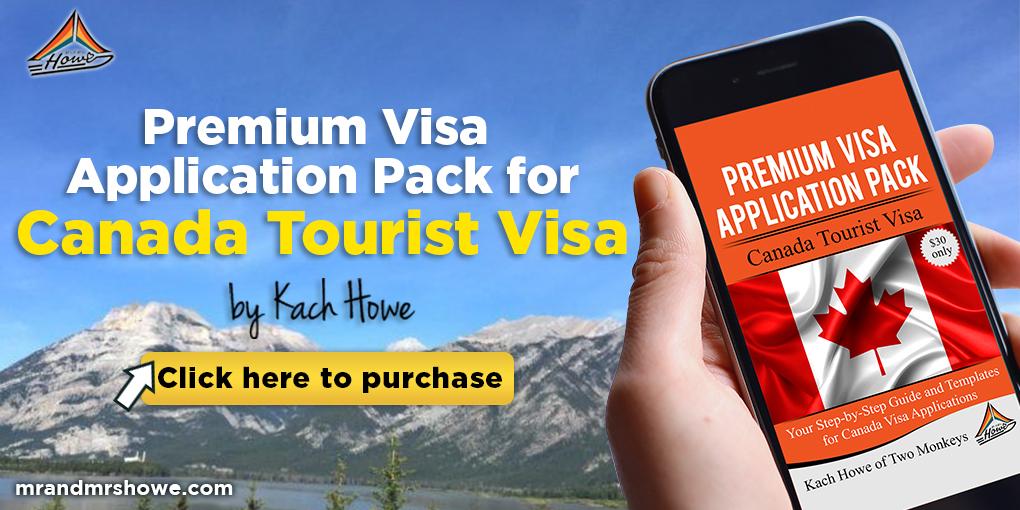 PREMIUM CANADA VISA PACK