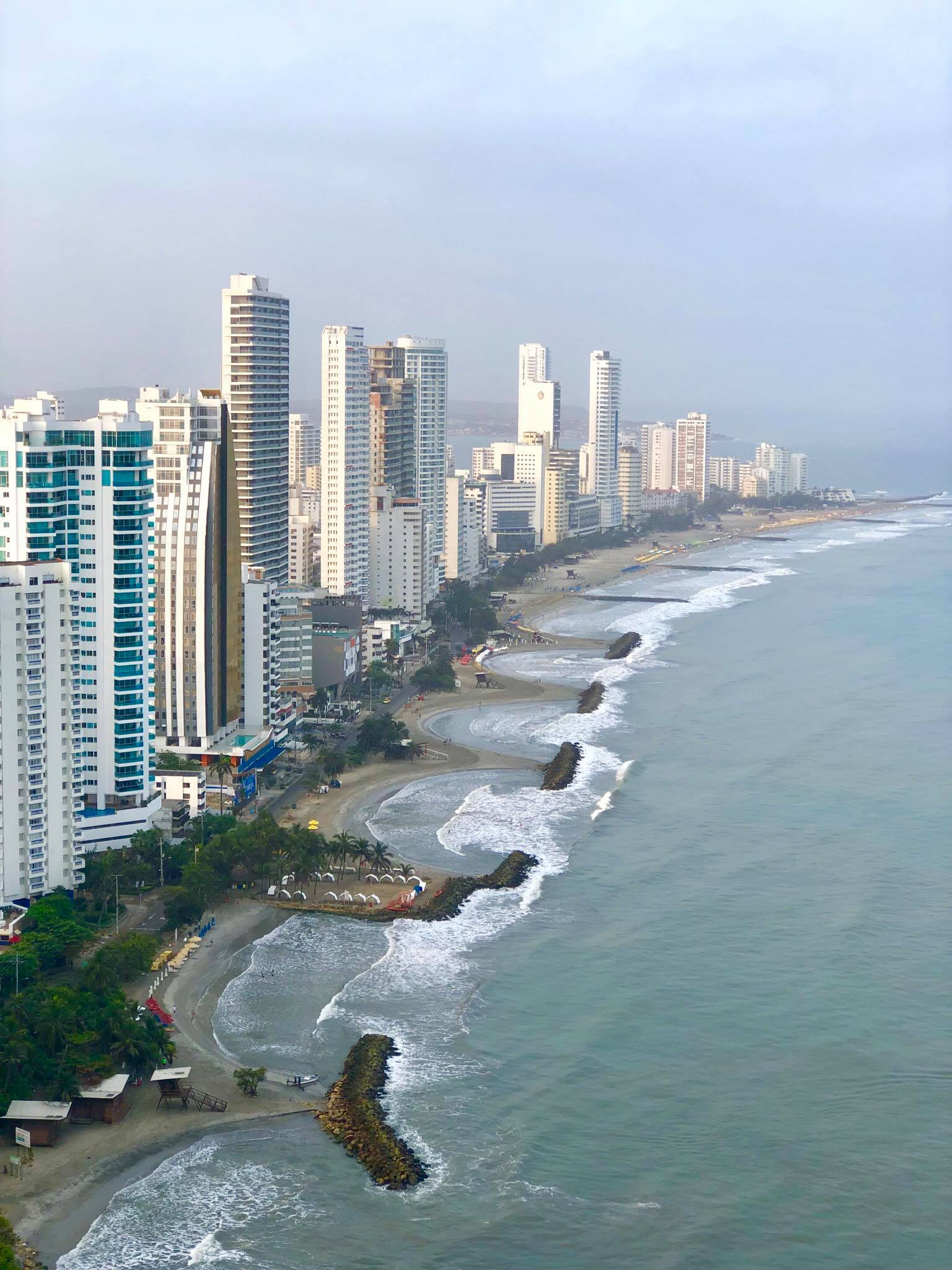 Kach Solo Travels in 2019 Arrived in Cartagena, Colombia3.jpg