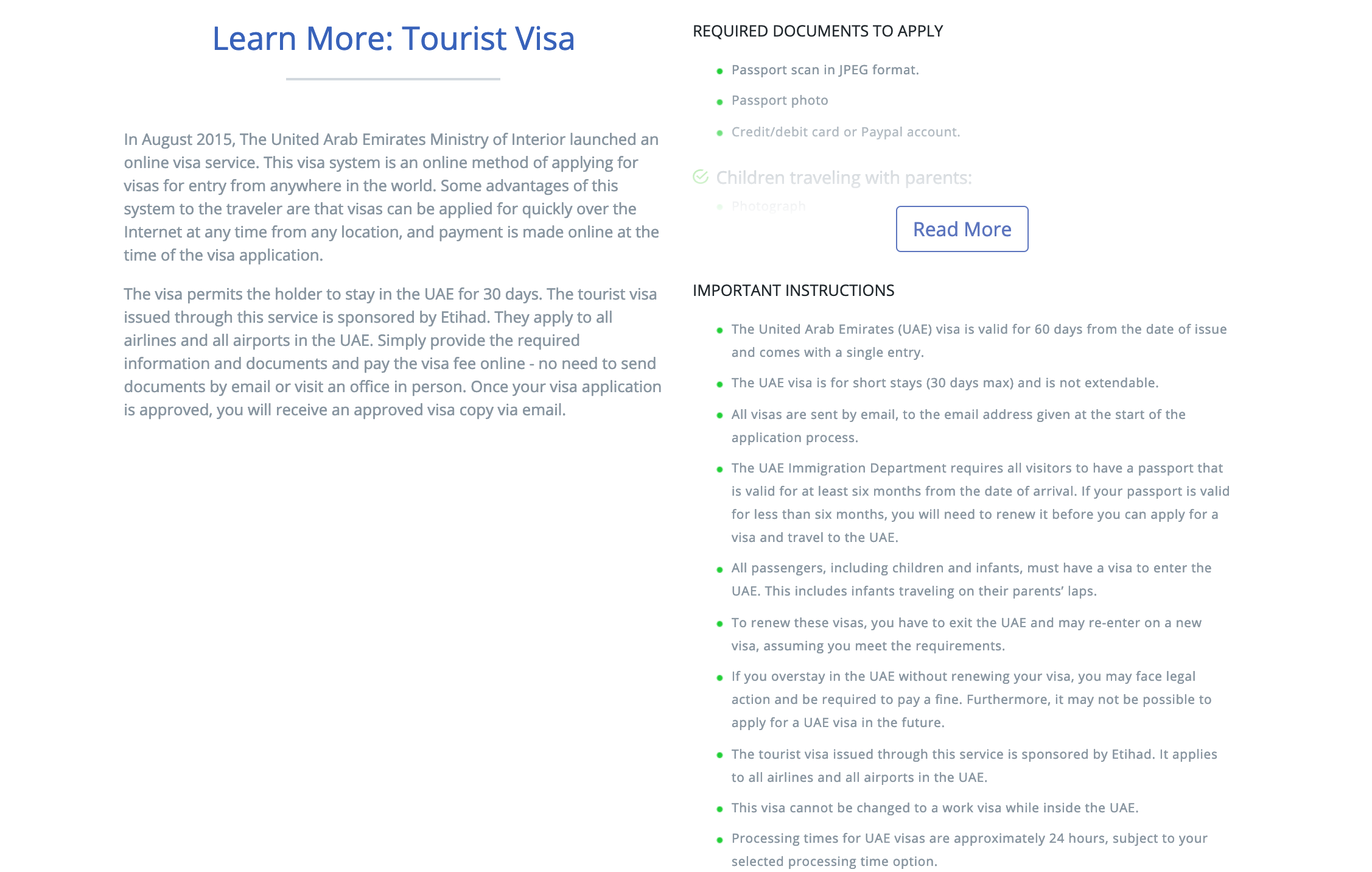 How To Get A Dubai Or Uae Tourist Visa For Philippines Passport Holders