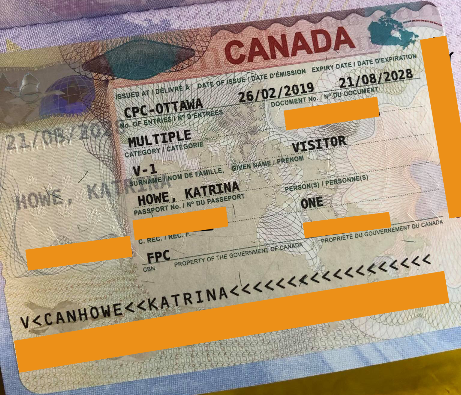 How I got a 9-year Canada Tourist Visa (Online Application