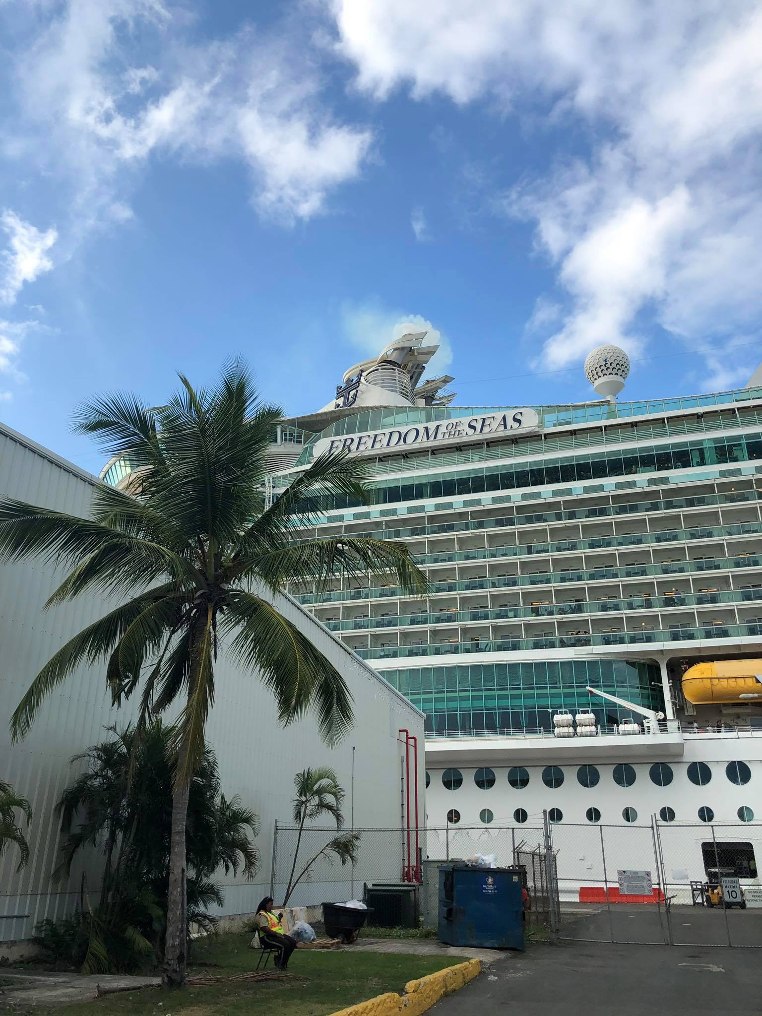 Kach Solo Travels in 2019  7-day Eastern & Southern Caribbean cruise with Royal Caribbean 4.jpg