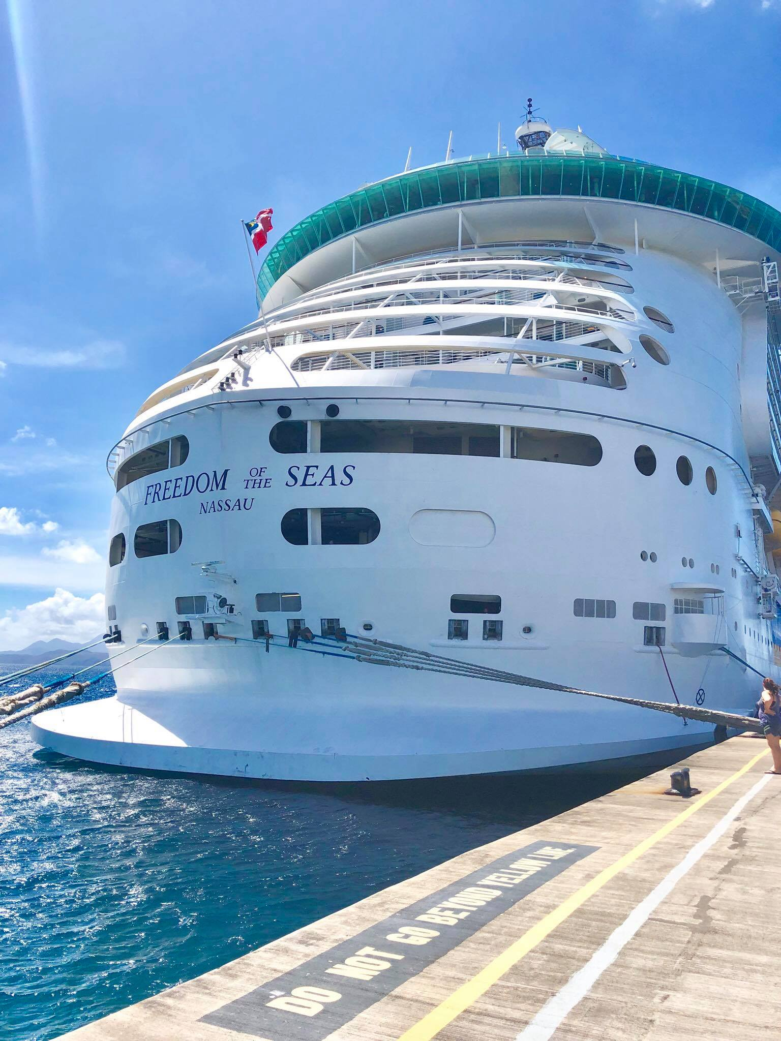 Kach Solo Travels in 2019  7-day Eastern & Southern Caribbean cruise with Royal Caribbean 11.jpg