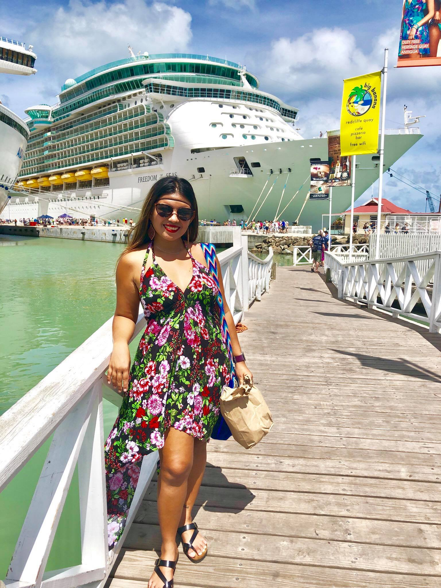 Kach Solo Travels in 2019 Second stop of the cruise is Antigua2.jpg