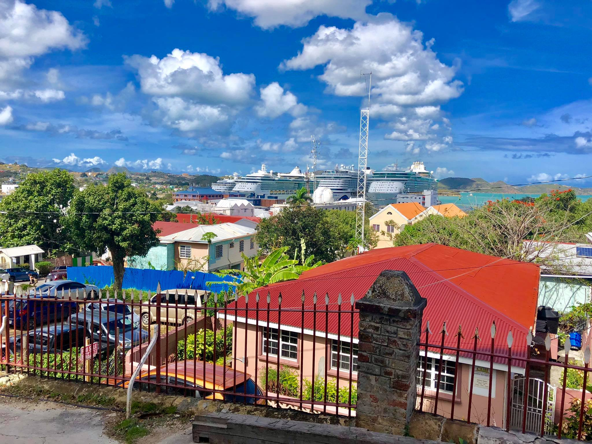 Kach Solo Travels in 2019 Second stop of the cruise is Antigua3.jpg
