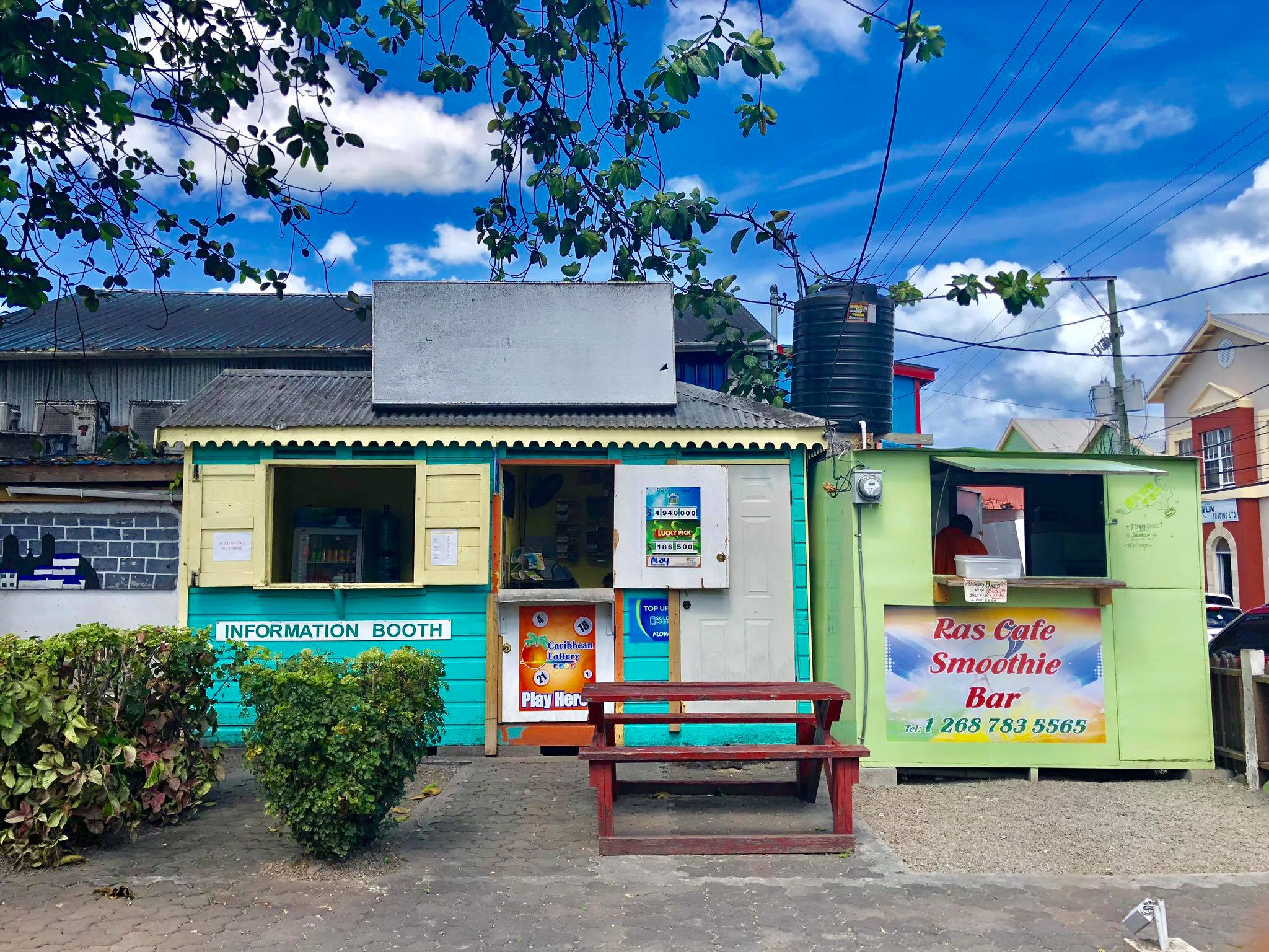 Kach Solo Travels in 2019 Second stop of the cruise is Antigua8.jpg