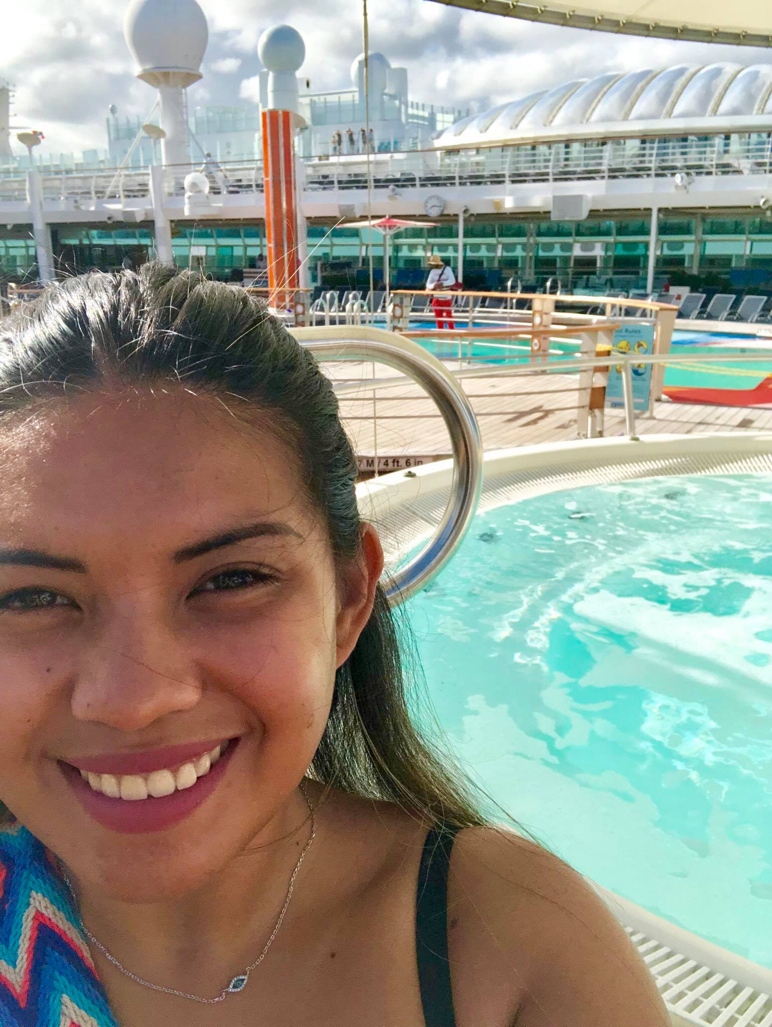 Kach Solo Travels in 2019 Second stop of the cruise is Antigua11.jpg