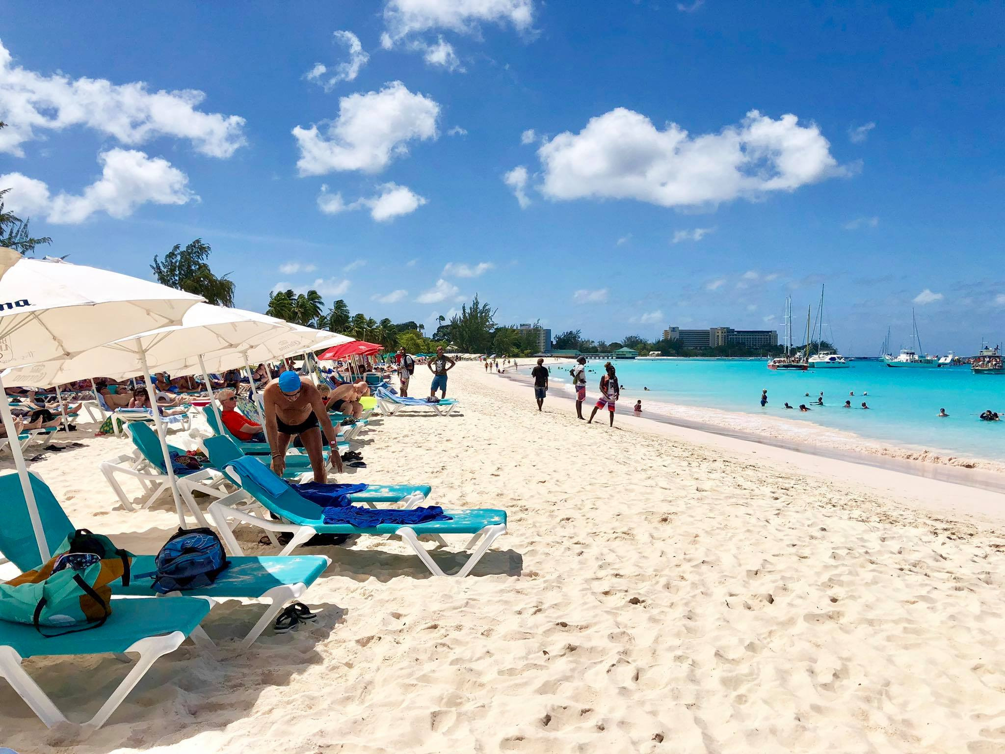 Kach Solo Travels in 2019 Arrived in my country 124th - BARBADOS.jpg